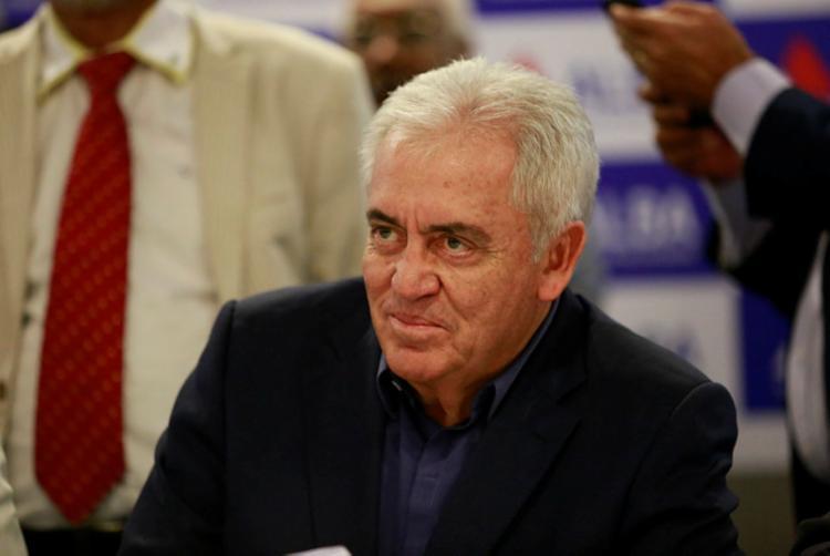 Otto aguarda reunião do partido para definir o voto - Foto: Luciano Carcará   Ag. A TARDE
