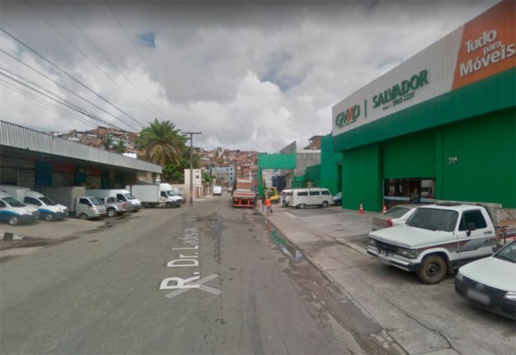 Crime aconteceu na Rua Dr. Ladislau Cavalcante - Foto: Google Maps | Reprodução