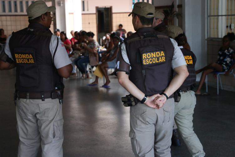 Operação Matrícula 2019, segue até o último dia do procedimento escolar - Foto: Divulgação | SSP-BA
