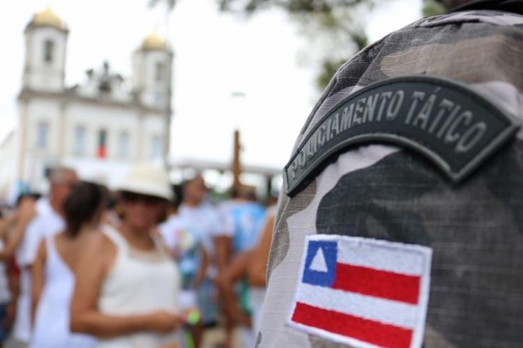 Durante a festa, não foram registrados crimes graves. - Foto: Foto: Divulgação   Vitor Barreto
