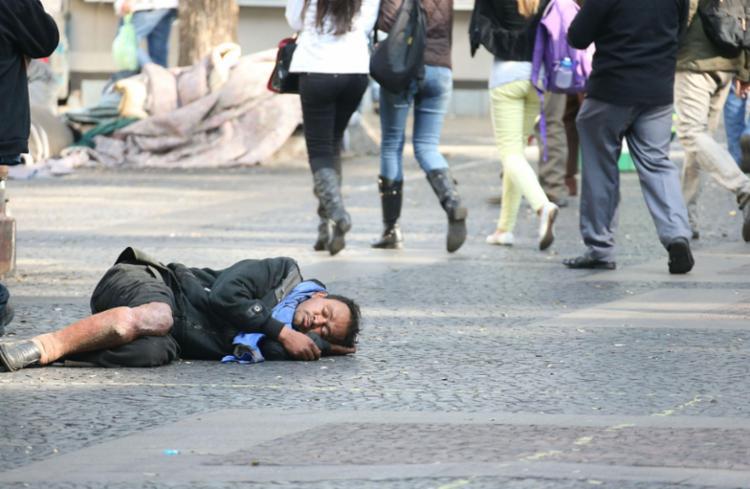 Atualmente 30% dos entrevistados afirmam ter sofrido preconceito de classe - Foto: Cecília Bastos / USP Imagens
