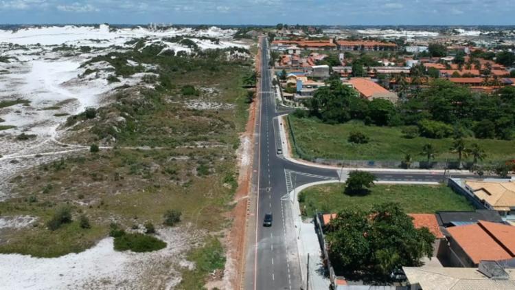 A nova Avenida Mãe Stella de Oxóssi vai ligar a Paralela (Luiz Viana Filho) á orla de Stella Maris - Foto: Divulgação