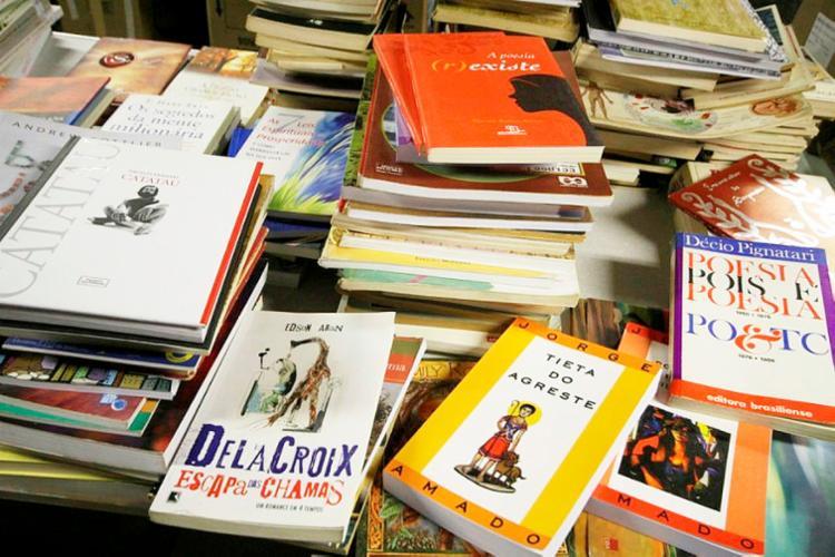Objetivo do prêmio é descobrir novos talentos da literatura, que terão suas obras publicadas e editadas - Foto: Cido Marques   FCC