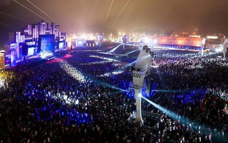 O Rock in Rio será realizado nos dias 27, 28 e 29 de setembro e em 3, 4, 5 e 6 de outubro - Foto: Divulgação