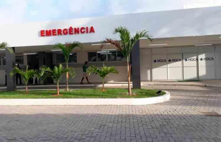 A jovem foi socorrida para o Hospital Geral Clériston Andrade (HGCA), mas não resistiu aos ferimentos - Foto: Reprodução | Acorda Cidade