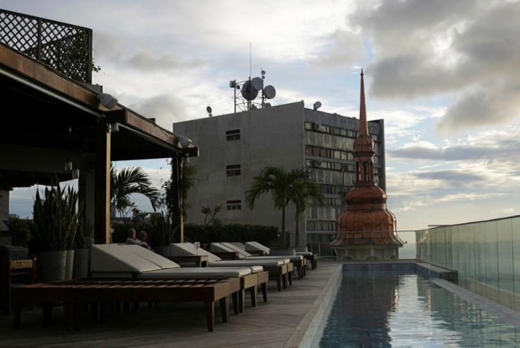 O Fera Palace Hotel foi mencionado como atrativo aos turistas - Foto: Raphael Muller | Ag. A TARDE