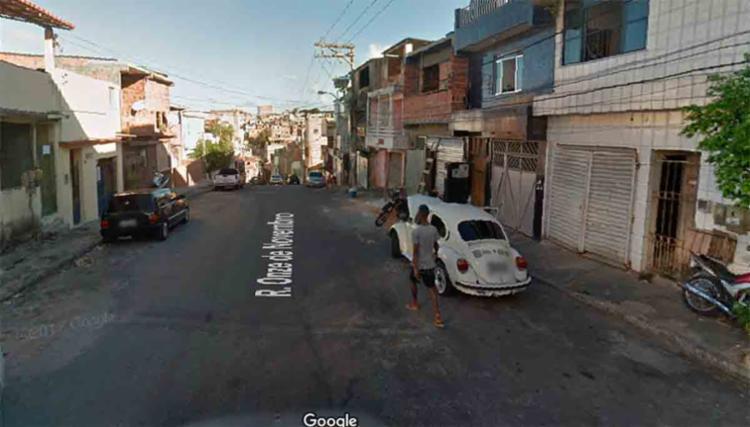 O caso ocorreu em uma localidade conhecida como São Pedro Nolasco - Foto: Reprodução| Google Maps
