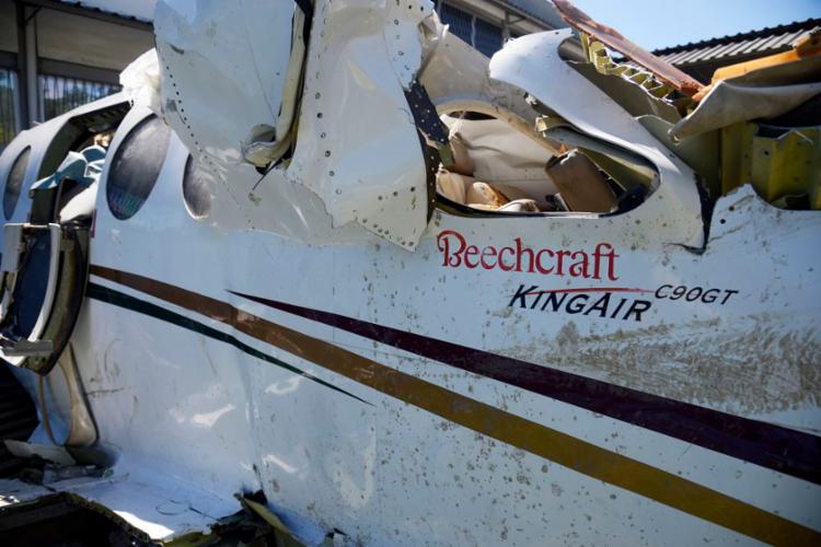 Teori Zavascki e outras quatro pessoas morreram na queda de uma aeronave em janeiro de 2017 - Foto: Tomaz Silva | Agência Brasil