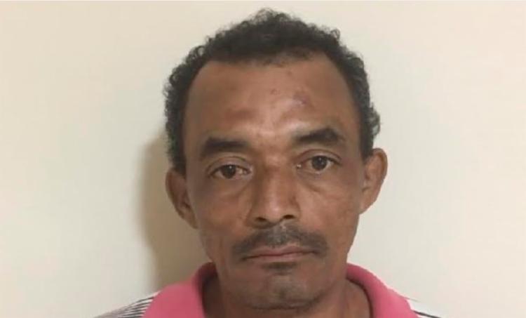 Após ser preso, Rozildo confessou que matou a esposa durante discussão - Foto: Reprodução | Radar 64