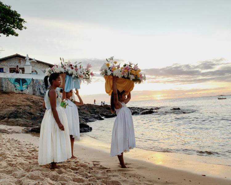 Segundo jornalista, Salvador é uma cidade 'mergulhada na cultura afro-brasileira' - Foto: Luisa Dorr | The New York Times