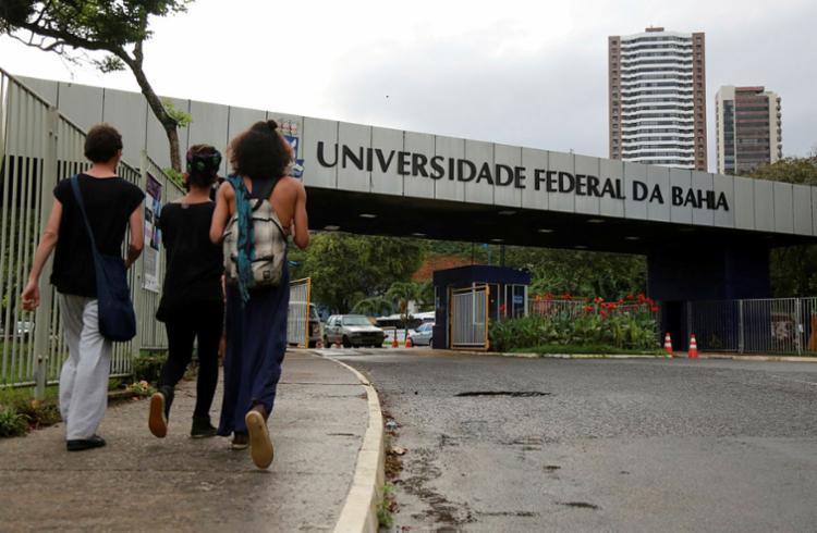 São 102 vagas distribuídas entre os campus de Camaçari, Vitória da Conquista e Salvador - Foto: Joá Souza | Ag. A TARDE