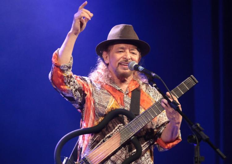 Cantor lança DVD 'Solo Contigo' em show no Teatro Castro Alves - Foto: Reinaldo Lima   Divulgação