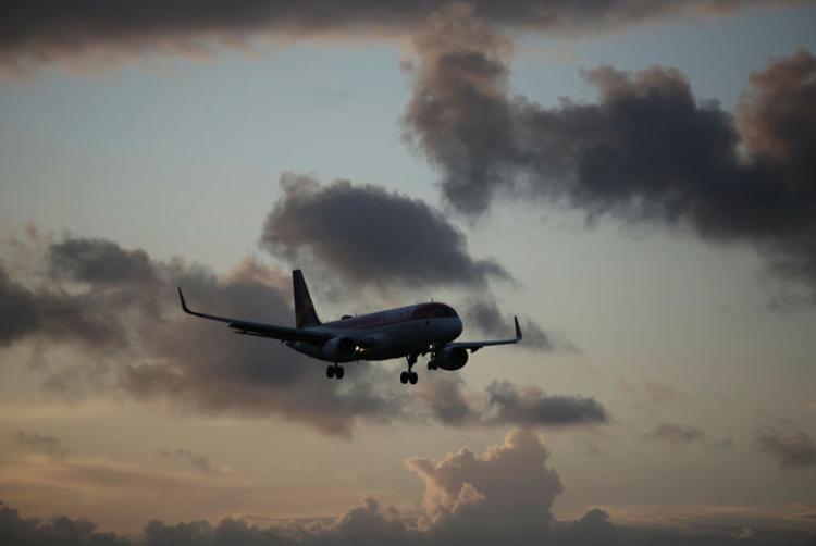 Volume de viagens internacionais teve aumento de 0,79% - Foto: Joá Souza | Ag. A TARDE