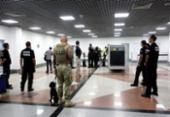 Operação realiza abordagens no Aeroporto Internacional de Salvador | Foto: Divulgação | SSP