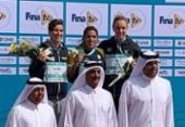 Ana Marcela vence etapa de Doha do Circuito Mundial; brasileiros vão ao Mundial | Foto: