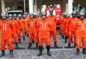 Após apoio em Brumadinho, bombeiros baianos retornam a Salvador | Foto: Divulgação | CBMBA