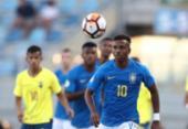 Seleção sub-20 empata, não vai ao Pan e fica quase sem chances de ir ao Mundial | Foto: Lucas Figueiredo l CBF