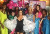 Daniela Mercury apresenta novidades para o Carnaval de Salvador | Foto: Larissa Borges