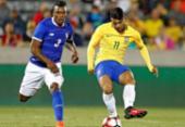 Panamá será primeiro amistoso da seleção brasileira em 2019 | Foto: Rafael Ribeiro | Reprodução