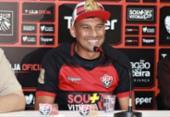 Neto Baiano tem nome publicado e pode estrear contra o Ceará | Foto: Maurícia da Matta l EC Vitória