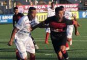 Bahia de Feira e Vitória empatam e seguem no topo da tabela do Baianão | Foto: Roque Mendes | Divulgação | EC Vitória