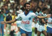 O tempo parou: o triunfo de 88 marcou os atletas para sempre | Foto: Ari Gomes | Revista Placar