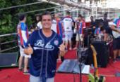 Com Ricardo Chaves, Bahia celebra 30 anos do título nacional com show na Barra | Foto: Esporte Clube Bahia