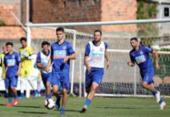 Bahia faz último treino em Salvador antes de decidir vaga na Sul-Americana | Foto: Foto: Felipe Oliveira | EC Bahia