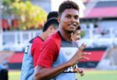 Nas redes sociais, Lucas Ribeiro se despede do Vitória e agradece | Foto: Maurícia da Matta | Esporte Clube Vitória