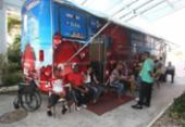 Hemoba realiza campanha com intuito de aumentar os estoques para o Carnaval | Foto: Divulgação | Eloi Corrêa | GOV-BA