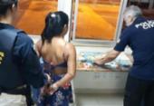 Casal suspeito de estelionato é preso em Vitória da Conquista | Foto: Divulgação | PRF-BA