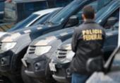 PF deflagra ação para desarticular organização internacional de drogas | Foto: Tomaz Silva | Agência Brasil