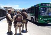 Polícia realiza operação para coibir assaltos a coletivos em Salvador | Foto: Divulgação | Ascom-PC