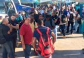 Trabalhadores do Polo participam de assembleia sobre reforma da previdência | Foto: Cidadão Repórter | Via Whatsapp