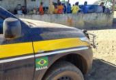 Operação de combate a trabalho escravo interdita alojamento na Bahia | Foto: Divulgação | PRF