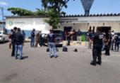 Polícia realiza operação de abordagens no Terminal de São Joaquim | Foto: Divulgação | Polícia Civil