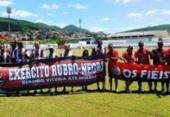 Organizadas realizam novo protesto contra o presidente do Vitória | Foto: Reprodução