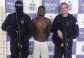 Suspeito de tráfico em Caravelas é preso em operação policial | Foto: Divulgação | Ascom-PC