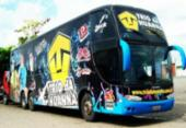 Banda Trio da Huanna é assaltada dentro de ônibus em Alagoinhas | Foto: Reprodução | Blog do Anderson