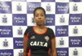 Vendedora de rifa é presa suspeita de distribuir drogas em Amargosa | Foto: Divulgação | SSP
