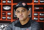 Marcelo Chamusca confirma Neto Baiano contra o Ceará | Foto: Mauricia da Matta | Esporte Clube Vitória