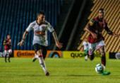 Vitória perde do Moto Club e é eliminado na 1ª fase da Copa do Brasil | Foto: Lucas Almeida l Futura Press l Estadão Conteúdo