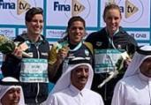 Ana Marcela vence etapa de Doha; Allan vai ao Mundial | Satiro Sodré l SSPress l CBDA