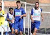 Bahia faz último treino antes de viajar ao Uruguai | Felipe Oliveira | EC Bahia