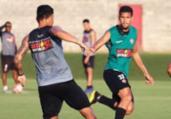 Vitória inicia preparação para enfrentar o Juazeirense | Divulgação | EC Vitória