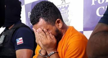 Luís Eduardo tem diversas passagens por roubo, segundo o delegado Odair Carneiro - Euzeni Daltro l Agência A TARDE