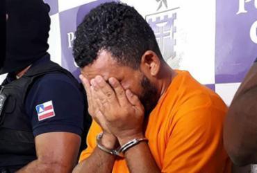 Preso envolvido em latrocínio que vitimou PM | Euzeni Daltro l Agência A TARDE