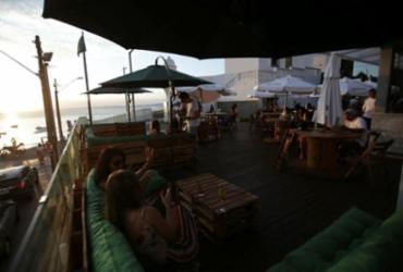 Bar no Forte São Diogo, na Barra, tem petiscos e drinks especiais | Raphael Muller / Ag. A TARDE