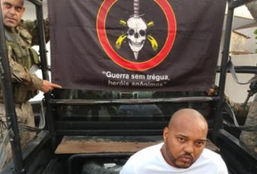 Seis de Ouros do Baralho da SSP é preso em Cabo Frio | Divulgação | SSP-BA