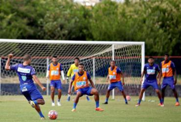 Time B do Bahia está preparado para duelo no Baianão | Felipe Oliveira l Ag. A TARDE